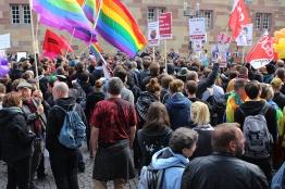 #4_Außgang des Schillerplatzes erfolgreich blockiert