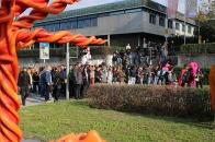 #6_Blockade am Charlottenplatz