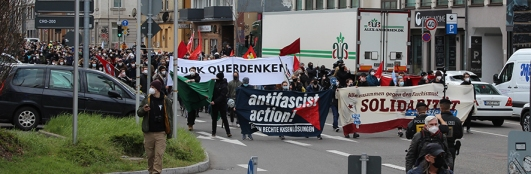 Antifascist Action - 365 Tage im Jahr!