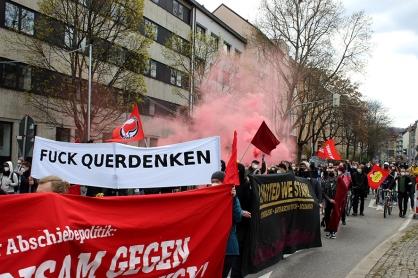 Demo Fuck Querdenken #s1704