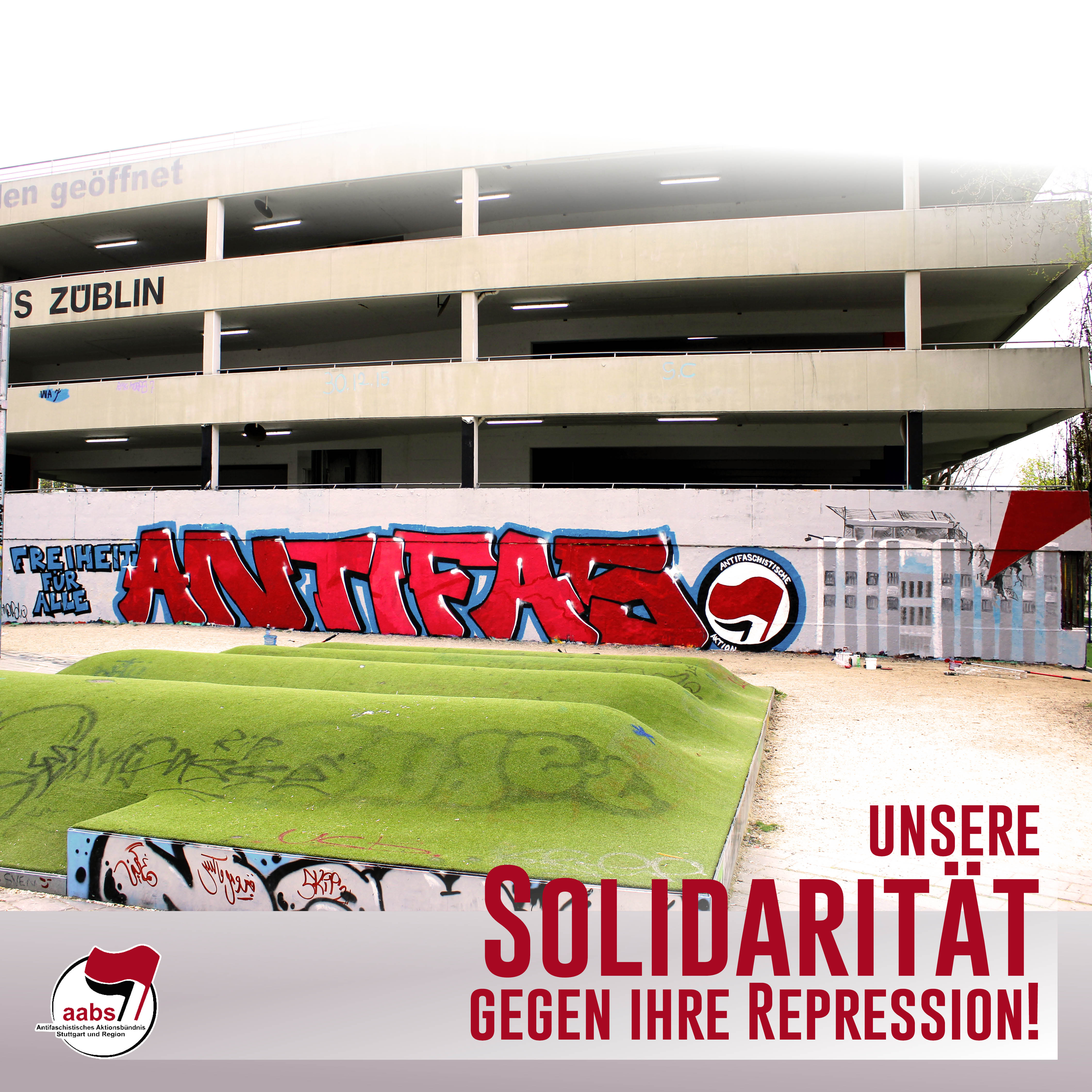 Sharpic AABS_Freiheit für alle Antifas