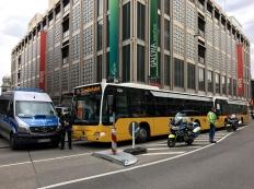SSB/Stadt kutschiert Querdenker