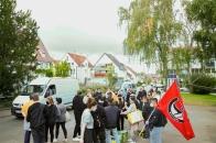 Antifa-Tour Leinfelden